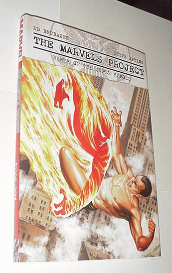 Marvels Project HC Torch Var Cvr Brubaker Epting