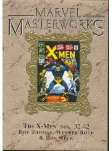 Marvel Masterworks Uncanny X-Men V4 Var HC Shrink